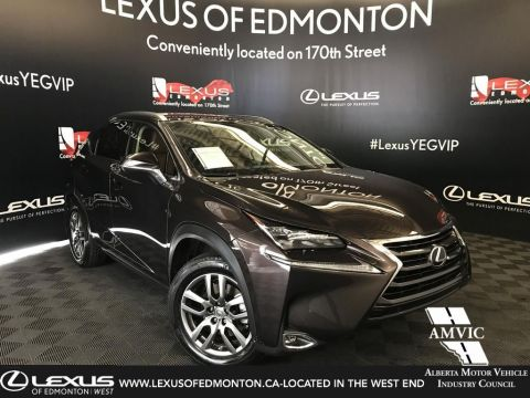 Pre-Owned 2015 Lexus NX 200t Luxury Package