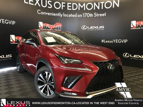 New 2019 Lexus NX 300 F Sport Series 2