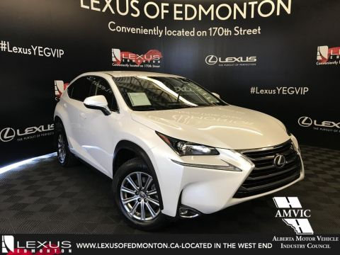 Pre-Owned 2015 Lexus NX 200t Standard Package