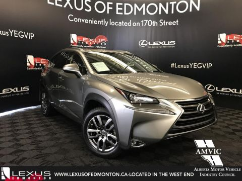 Certified Pre-Owned 2015 Lexus NX 200t Premium Package