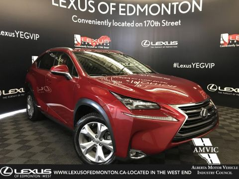 Certified Pre-Owned 2015 Lexus NX 200t Executive Package