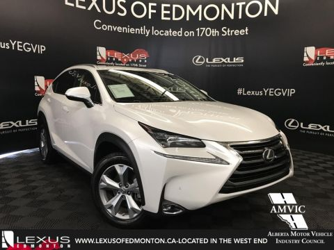 Certified Pre-Owned 2017 Lexus NX 200t Executive Package