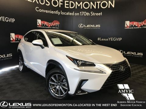 Certified Pre-Owned 2018 Lexus NX 300 Standard Package