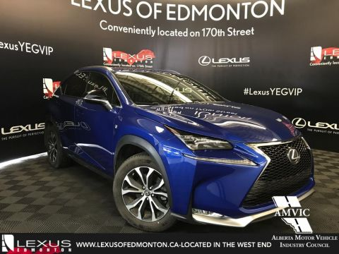 Certified Pre-Owned 2016 Lexus NX 200t DEMO UNIT - F SPORT SERIES 2