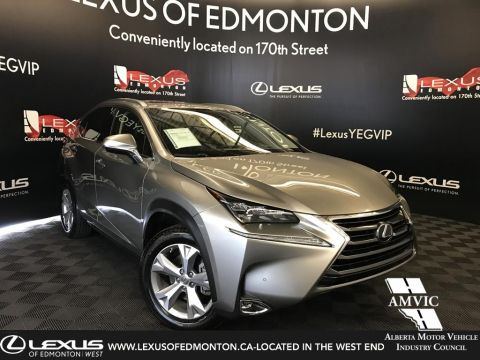 Certified Pre-Owned 2016 Lexus NX 200t Executive Package