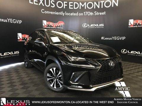 Certified Pre-Owned 2018 Lexus NX 300 F Sport Series 3