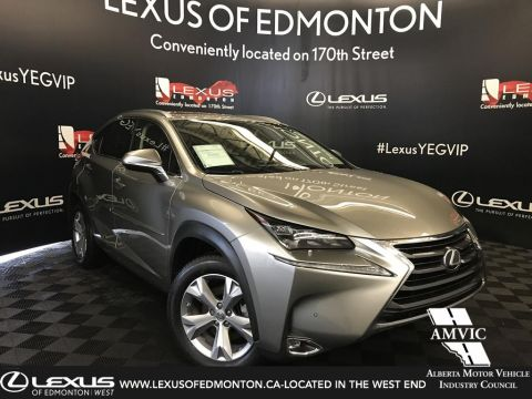 Certified Pre-Owned 2017 Lexus NX 200t Luxury Package