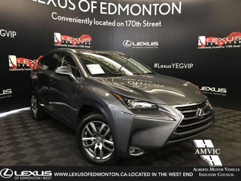 Pre-Owned 2015 Lexus NX 200t Premium Package