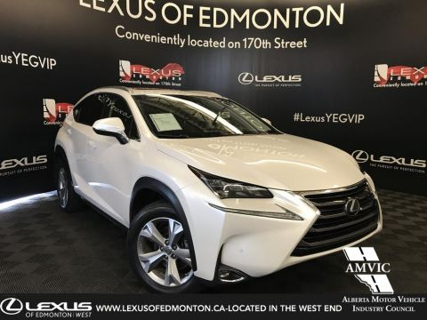 Pre-Owned 2015 Lexus NX 200t Executive Package
