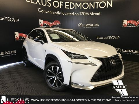 Certified Pre-Owned 2016 Lexus NX 200t F Sport Series 1