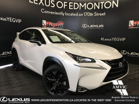 Certified Pre-Owned 2017 Lexus NX 200t Premium SE Package