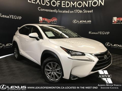 Certified Pre-Owned 2017 Lexus NX 200t Standard Package