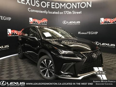 New 2019 Lexus NX 300 F Sport Series 1
