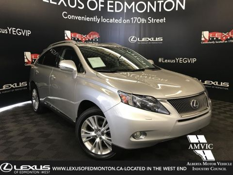 Pre-Owned 2010 Lexus RX 450h Touring Package