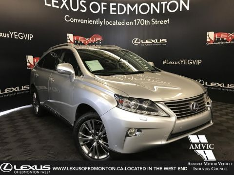Pre-Owned 2014 Lexus RX 450h Touring Package