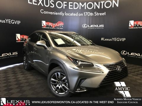 New 2018 Lexus NX 300h Premium Package