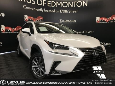 New 2019 Lexus NX 300H Standard Package