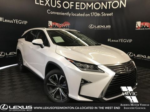 New 2019 Lexus RX 350L Executive Package 6 Passenger
