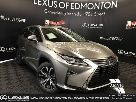 New 2019 Lexus RX 350L Luxury Package 7 Passanger
