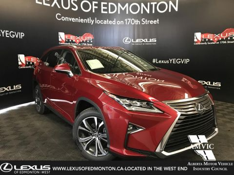 New 2019 Lexus RX 350L Luxury Package 7 Passenger