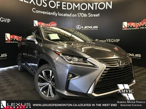 New 2018 Lexus RX 350L Executive Package 6 Passenger