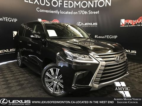 Certified Pre-Owned 2017 Lexus LX 570 Executive Package