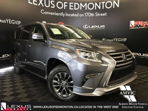 Pre-Owned 2018 Lexus GX 460 DEMO UNIT - TECHNOLOGY PACKAGE