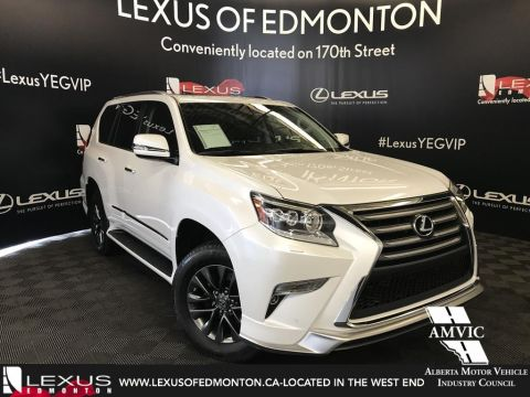 Certified Pre-Owned 2017 Lexus GX 460 Standard Package