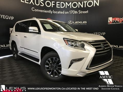 New 2018 Lexus GX 460 Executive Package