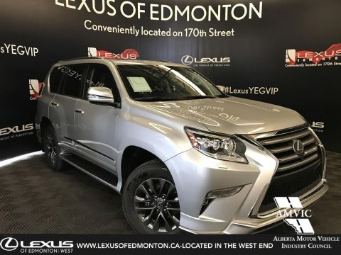 New 2019 Lexus GX 460 Executive Package