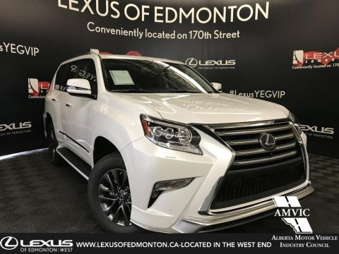 Pre-Owned 2019 Lexus GX 460 DEMO UNIT - EXECUTIVE PACKAGE